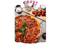 Дошка обробна (28х21,5х6см) Піца 23804 ТМСЛОВЯНОЧКА
