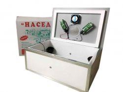 Міні-інкубатор (54 яєць) з автоматичним перев., цифровий термор. ТМНАСЕДКА