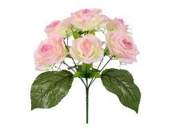 Букет Розы штучні, 38см (г-7;р-10) 2003 ТМКИТАЙ