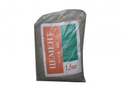 Цемент М-400 1,5кг (20шт) ТМАМАДЕО
