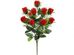 Букет бархатних бутонів Роз, 57 см. (г-11; р-1) 636 ТМКИТАЙ