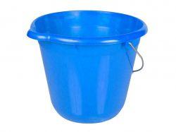 Відро для прибирання кругле 12л, колір синій, 42122 ТМTuttomop