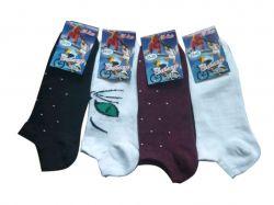 Шкарпетки жіночі укорочені арт.75115 (10 пар) р.23-25 ТММM