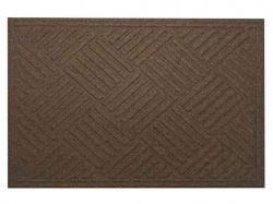 Килимок побутовий текстильний К-501-1 (коричневий) ТМYPGROUP