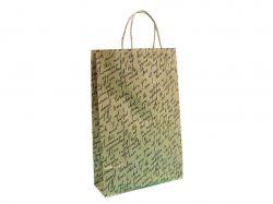 Пакет подарунковий Крафт 24 * 37 * 10см №1013 ТМУПАКОВКИН