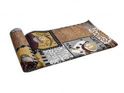 Рушник вафельний маленький Кава Узбекистан арт.коф55 ТМПЛАТКИ-ОПТ