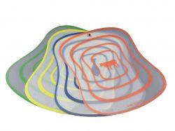 Набір дошок розділювальних пластик Кухонний килимок 4см ТМА-ПЛЮС
