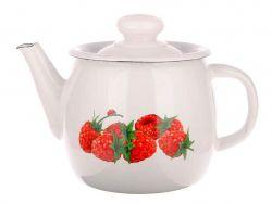 Чайник емальований 1,0л/2 Асорті (I2707/2) ТМIDILIA