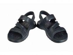 Босоніжки-сандалі дитячі (4 пари) арт. 02 (32-39р) чорні ТМDREAM-STAN