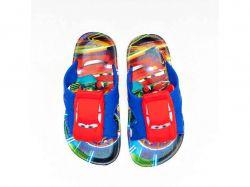 Капці пляжні дитячі Тачки MIX-кольори 32р. ТМGIPANIS