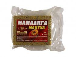 Прикорм «Мамалига» STROT (макуха) 0,5кг ТМ3K BAITS