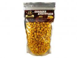 Прикорм «Солодка кукурудза» (мед) 0,4кг ТМ3K BAITS