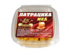 Наживка «Патрацика насадна» MIERE (мед) 0,100кг ТМ3K BAITS