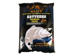 Прикорм «KATYUSHA» CONDIMENTE (Індійські спеції) 1кг ТМ3K BAITS - Картинка 1