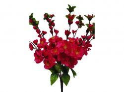 Букет Яблуневий цвіт шовк, 10 бутонів вис. 45см. арт.531 ТМЗАПАДНАЯ