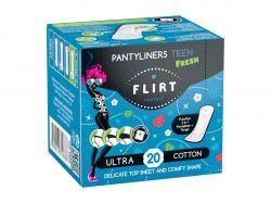 Щоденні прокладки fresh cottonultra без інд/уп. 20шт (150мм) ТМ Fantasy Flirt