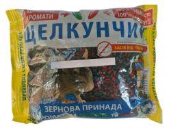Зерно від гризунів Щелкунчик з ароматом арахісу та сиру 500г ТМАГРОМАГ