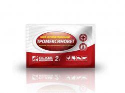 Протимікробні засоби Тромексиновет (порошок) 2г ТМO.L.KAR