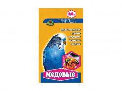 Вітаміни для папуг Медові 20г ТМПРИРОДА