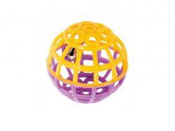 Іграшка д/котів Кулька-дзвоник 4,5см ТМПРИРОДА