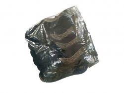 Шкарпетки-сліди універсальні р.38-43 (12пар/уп) чорні ТМКЛЕВЕР