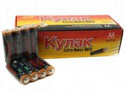 Батарейки Кулак R03 4шт. в спайке ТМКулак