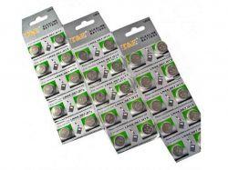 Батарейки Таблетки AG1 10шт на аркуші 1239-01 ТМКитай