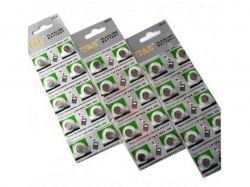 Батарейки Таблетки AG4 10шт на аркуші 1243-04 ТМКитай