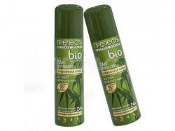 Лак д/волосся 160 см3 з екстр. зеленого чаю ТМПрелесть