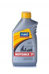 Масло для двотактних двигунів 1,0 л преміум класу TM Yuko Motomix 2T