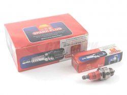 Свічка запалювання для бензопили L6TC M14*1,25 9,5mm ТМCRN