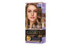 Крем-фарба д/волосся (1го застосування) 7.1 Натуральний-русявий ТМGloris