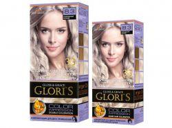 Крем-фарба д/волосся (1го застосування) 8.3 Холодний блонд ТМGloris