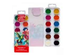 Фарби акварельні Art Berry, 12 кольор. ТМОФОРТ