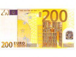 Конверт для грошей (10шт/уп) KNV-00269 U евро ТМУКРАЇНА - Картинка 1