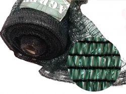 Сітка затінююча 45% затінювання т.зелена 2х100м (200м2) ТМAgree
