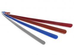 Ріжок для взуття пластиковий (MIX-кольори) h=76мм ТМЮНІПЛАСТ