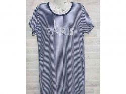 Сукня жіноча PARIS батал р.5XL арт.MSher1013-3905fi ТМ JIREN