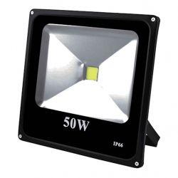 Прожектор 50W COB, IP66, гладкий рефлектор - 9 ТМКитай