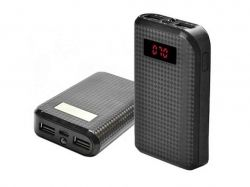 Power Bank REMAX PRODA 10000mAh 2USB, дисп, ліхт 1LED -132 (3000mAh) ТМКитай