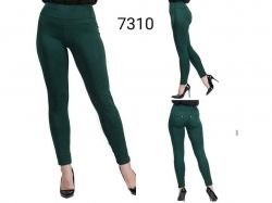 Лосіни жіночі арт.50310 зелен. р.S ТМOSM