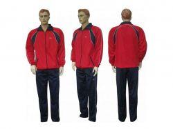 Спорт костюм чоловічий арт.М3 червоний р.4XL ТМКитай