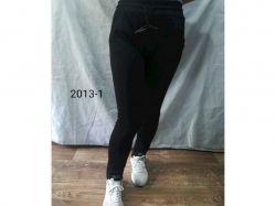 Брюкі жіночі чорні арт.2013-1 р.26 ТМБелая