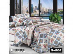 КПБ бязь 1,5-спальний з наволочкою 70х70 арт.N-4002 ТМКитай