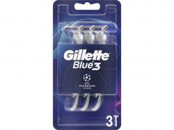 Бритви одноразові Blue3 Comfort 3 шт. ТМGillette