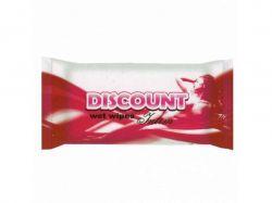 Вологі серветки 15 шт для інтимної гігієни ТМDiscount