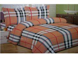 Комплект постільної білизни 1,5 спальний 70*70 полібязь 3Д арт.25 ТМConstancy