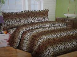 Комплект постільної білизни 1,5 спальний 70*70 полібязь 3Д арт.32 ТМConstancy