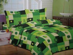Комплект постільної білизни 1,5 спальний 70*70 полібязь 3Д арт.36 ТМConstancy