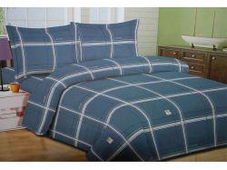 Комплект постільної білизни 1,5 спальний 70*70 полібязь 3Д арт.47 ТМConstancy